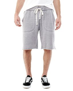 Mens Burnout French Terry Victory Short-Alternative