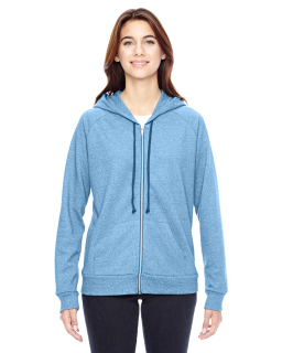 Ladies Adrian Eco-Mock Twist Hoodie-Alternative