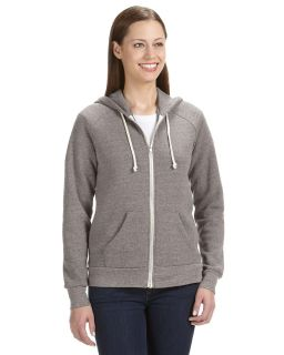 Ladies Adrian Eco-Fleece Hoodie-Alternative