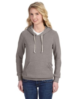 Ladies Athletics Eco-Fleece Hoodie-