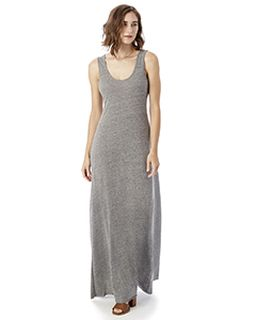 Double Scoop Eco-Jersey Tank Dress-Alternative