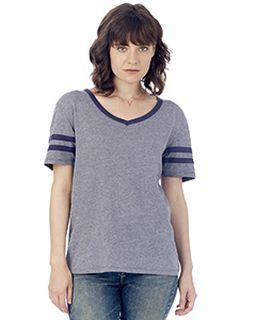 Ladies Varisty T-Shirt-