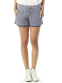 Ladies French Terry Track Short-Alternative