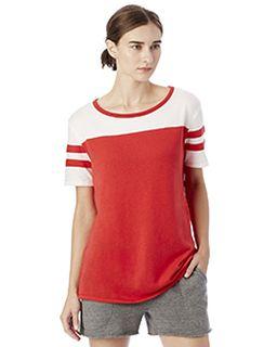Ladies Stadium Vintage Jersey t-Shirt-Alternative