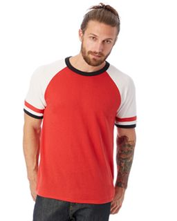 Unisex Slapshot Vintage Jersey T-Shirt-