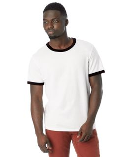 Unisex Keeper Ringer T-Shirt-