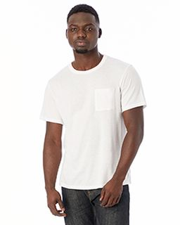 Unisex Keeper Vintage Jersey Pocket T-Shirt-