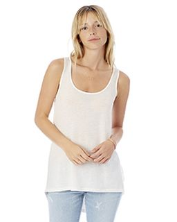 Float Eco-Gauze Tank Top-