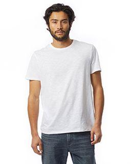 Mens Slub Crew T-Shirt-Alternative