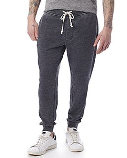 Mens Campus Burnout French Terry Jogger Pants-Alternative