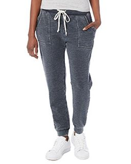 Ladies Long Weekend Burnout French Terry Pants-Alternative