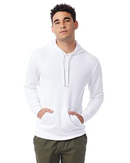 Adult Eco Cozy Fleece Pullover Hooded Sweatshirt-Alternative