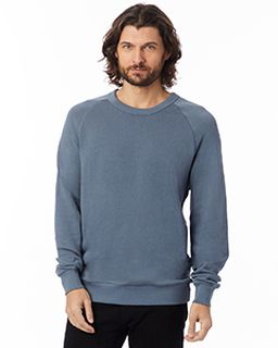Unisex 6.5 Oz., Champ Washed French Terry Crewneck Sweatshirt-Alternative