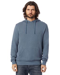 Unisex 6.5 Oz., Challenger Washed French Terry Hooded Pullover Sweatshirt-