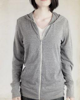 Unisex Eco-Jersey™ Zip Hoodie-Alternative