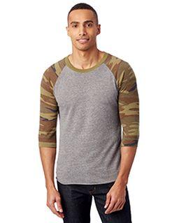 Unisex Baseball Eco-Jersey™ T-Shirt-