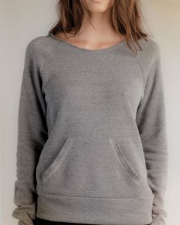 Ladies Maniac Eco-Fleece Sweatshirt-Alternative