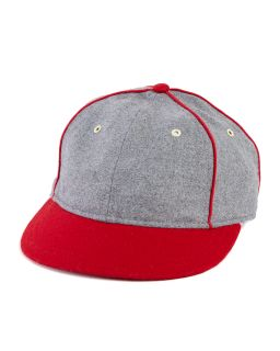 Wagner Old Time Shortbill Ball Cap-Alternative