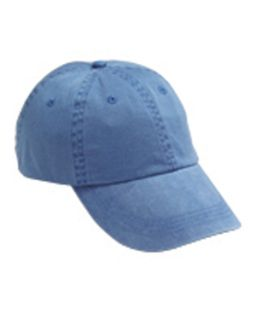 Adult Solid Low-Profile Pigment-Dyed Cap-