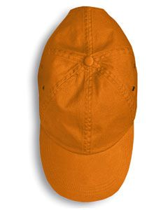 Adult Solid Low-Profile Twill Cap-
