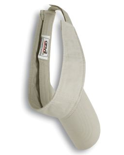 Adult Solid Low-Profile Twill visor-