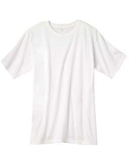 Organic Ringspun/Recycled Polyester T-Shirt-