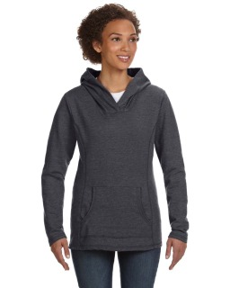Ladies Hooded French Terry-Anvil