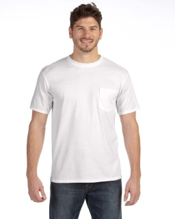 Adult Midweight Pocket T-Shirt-Anvil
