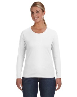 Ladies Lightweight Long-Sleeve T-Shirt