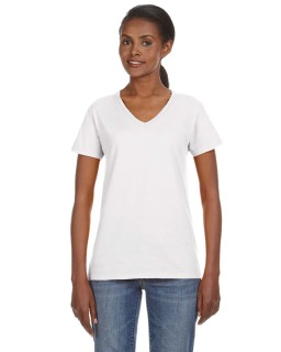 Ladies Lightweight V-Neck T-Shirt