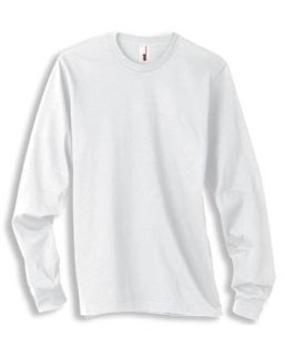 Adult Lightweight Long-Sleeve T-Shirt-Anvil