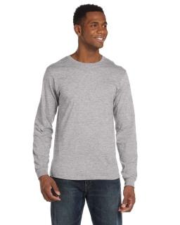 Adult Lightweight Long-Sleeve T-Shirt-Anvil