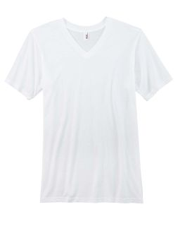 Adult Lightweight V-Neck T-Shirt-