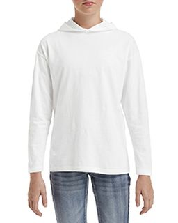 Youth Long-Sleeve Hooded t-Shirt-