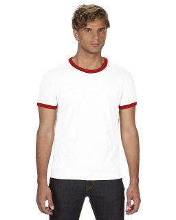 Adult Lightweight Ringer T-Shirt-