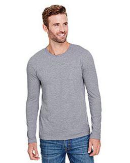 Adult Tri-Blend Long-Sleeve T-Shirt-