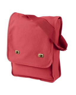 14 Oz. Pigment-Dyed Canvas Field Bag-