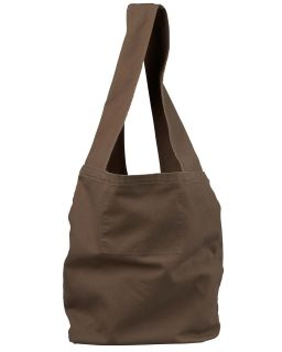 12 Oz. Direct-Dyed Sling Bag-Authentic Pigment