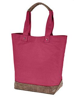 Canvas Resort Tote-Authentic Pigment