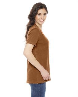 Ladies Xtrafine T-Shirt-Authentic Pigment