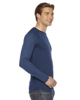 Mens True Spirit Raglan T-Shirt-Authentic Pigment