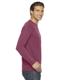 Mens French Terry Crew-Authentic Pigment