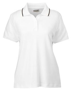 Ladies� Performance Wicking Blend Polo-Ashworth