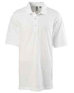 Mens Ez-Tech Short-Sleeve Textured Polo-Ashworth