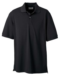 Mens Combed Cotton Pique Polo-