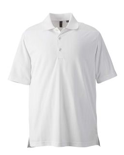 Mens Performance Texture Polo-
