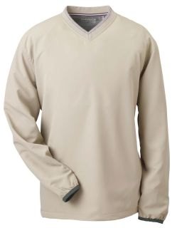 Mens V-Neck Wind Jacket-