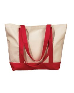 Canvas Boat Tote-BAGedge
