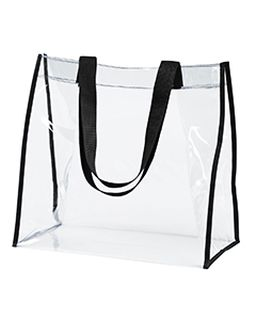 Clear Pvc Tote-BAGedge