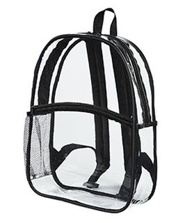 Clear Pvc Backpack-